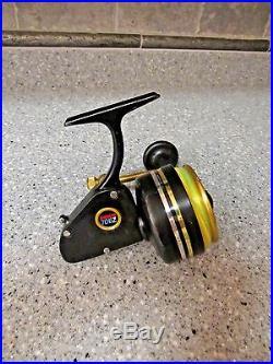 Vintage Penn 706Z Z-Series Bail-Less Spinning Fishing Reel NICE SMOOTH
