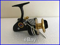 Vintage Penn 710 Z Spinfisher Medium Saltwater Fishing Reel Smooth