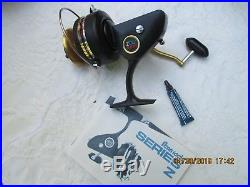 Vintage Penn 710z Fishing Spinning Reel Made in USA (New)