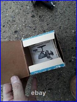 Vintage Penn 714Z Spinning Reel, Penn Reels, Vintage Penn Reels, Penn 714Z
