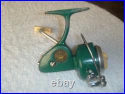 Vintage Penn 714 Green Spinfisher UltraSport Spinning Reel