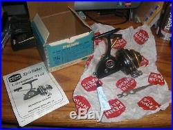 Vintage Penn 714z Ultra Sport Spinning Reel Complete Package
