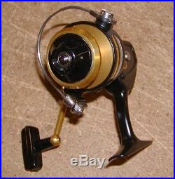 Vintage Penn 716z Spinfisher Fishing Reel In Box EX