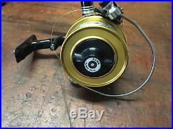 Vintage Penn 7500ss Power Drag Spinning Reel Old Fishing Reel