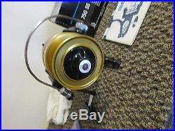 Vintage Penn 750ss Hi-speed Skirted Spool Spinning Reel Mint Brand New In Box