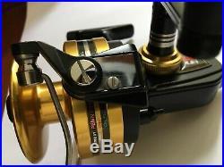 Vintage Penn 8500SS Spinning Reel