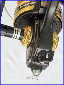 Vintage Penn 8500 SS Spinning Reel Superb Original Condition from nice Penn Lot