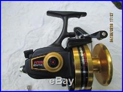 Vintage Penn 850SS Spinfisher Metal Fishing Reel (New in Box)