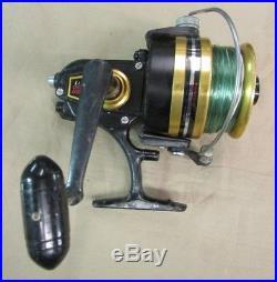 Vintage Penn 850 SS Spinning Reel Salt Water Big Game High Speed 4.61 LH