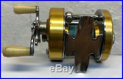 Vintage Penn 910 Levelmatic Bait Casting Fishing Reel USA