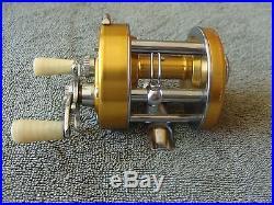Vintage Penn 910 Levelmatic Bait Casting Reel withOriginal Box