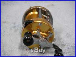 Vintage Penn 940 Baitcasting Reel Excellent with Box and Papers
