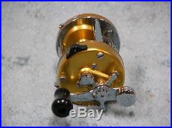 Vintage Penn 940 Baitcasting Reel With Box and Paperwork Excellent Condition