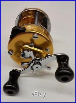 Vintage Penn 940 Levelmatic Bait Casting Reel Excellent Condition (A)