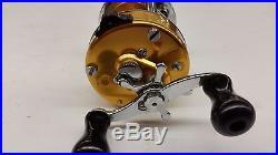 Vintage Penn 940 Levelmatic Bait Casting Reel Excellent Condition (B)