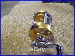 Vintage Penn 940 Levelmatic Ball Bearing Bait Casting Reel Refurbished