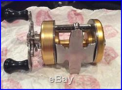 Vintage Penn 940 Levelmatic, new in box Fishing Reel Never Used