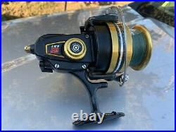 Vintage Penn 9500SS Spinfisher Spinning Reel Power Handle USA (Rare to find)
