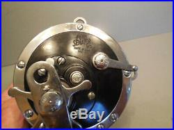 Vintage Penn 9/0 Senator 115 OCEAN REEL with box LOOKING GOOD + FREE SHIP