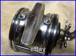 Vintage Penn Fishing Reel 110 1/0 Senator With Box, Wrench, Paper, Care Card