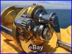 Vintage Penn International 12H fishing Reel