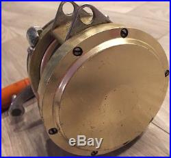 Vintage Penn International 20 Big Game Conventional Fishing Reel Made in the USA