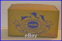 Vintage Penn International 50W Reel Near Mint