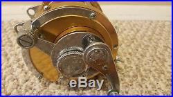 Vintage Penn International 50 Big Game Saltwater Fishing Reel