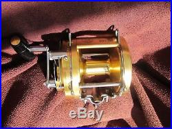 Vintage Penn International 80 Big Game Reel withCAL's 2-Speed Upgrade -GOOD COND