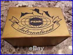 Vintage Penn International II 12T, Saltwater Fishing, Tournament Big Game Reel