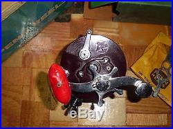 Vintage Penn Jigmaster Jr. 501 Conventional Reel made in USA + More