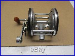Vintage Penn LONG BEACH 300yd Conventional Reel Made in USA RARE