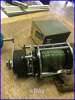 Vintage Penn Leveline 350 withReel-Deel Transmission
