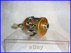 Vintage Penn Levelmatic 910 Bait Casting Reel Excellent Condition Clean Beauty