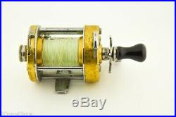 Vintage Penn Levelmatic Model 930 Antique Bait Casting Fishing Reel