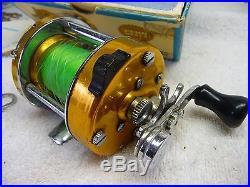 Vintage Penn Levelmatic No. 920 Bait Casting Reel withOriginal Box
