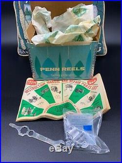 Vintage Penn Long Beach No. 68 Saltwater Fishing Reel Never Been Used