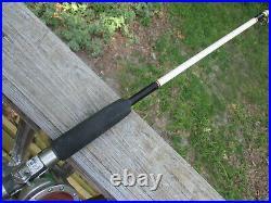 Vintage Penn Long Beach Saltwater Fishing Rod & Penn Reel 3/0 H Special Senator