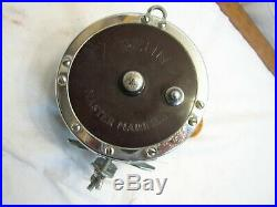 Vintage Penn Master Marine No. 349 Casting Fishing Reel Deep Sea