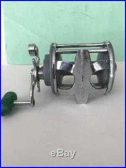 Vintage Penn Monofil 25 Conventional Fishing Reel Made In USA