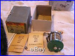 Vintage Penn Monofil 26 Reels with Original Box