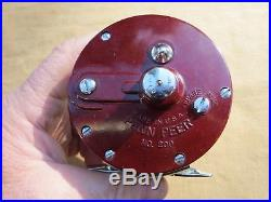 Vintage Penn Peer 209ms Saltwater Reels-never Used- Pristinish Condition! Wow