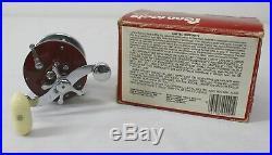 Vintage Penn Peerless 9MF Fishing Reel withBox & Rare Catalogues