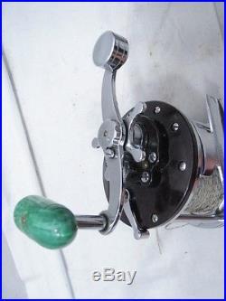 Vintage Penn Peerless Monofil 9 Casting Fishing Reel 9MF withBox NICE