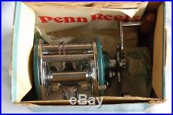 Vintage Penn Peerless Monofil 9 New Reel In Box