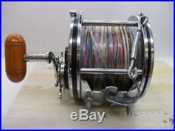 Vintage Penn ReeL SENATOR 10/0 Saltwater Reel Big Game Fishing Gear Trolling