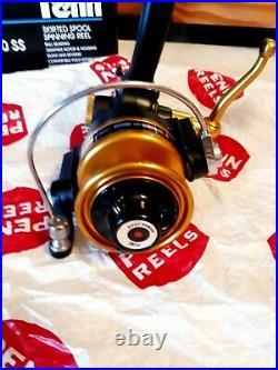 Vintage Penn Reel 440ss Med Saltwater/fresh water Fishing Reel Right/Left hand