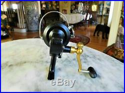 Vintage Penn Reel 710Z Spinning Fishing Reel Made In USA CLEAN & WORKING