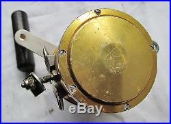 Vintage Penn Reels International II 30WT Salt Water Fishing Reel withT-Bar Handle