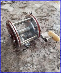 Vintage Penn Reels Special Senator Fishing Reel 3/0 H Saltwater 112H